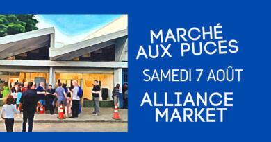 Alliance Market - Marché aux puces - Alliance française de Port-Vila 2