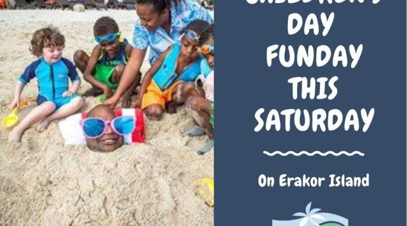 Children's Day - Erakor Island Resort and Spa 1