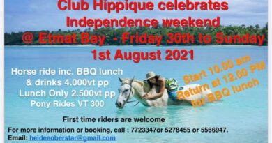 Club Hippique Celebrate Independence Week - Etmat Bay 3