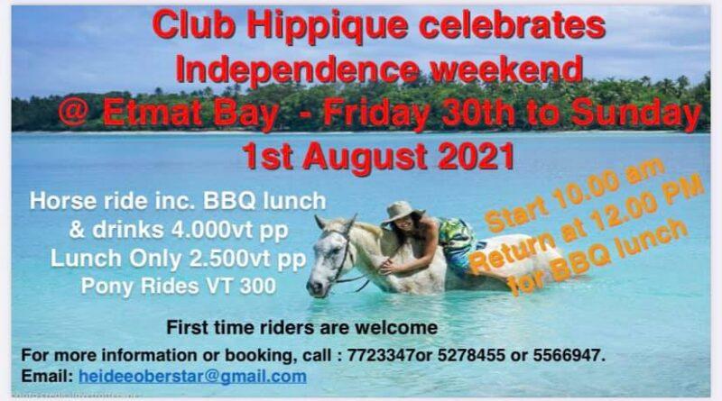 Club Hippique Celebrate Independence Week - Etmat Bay 8