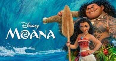 Family Movie Night: Moana - Messy Haos 2