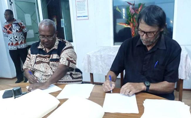 Vanuatu Business Review » Vt130 million for repair to Lenakel and Litzlitz wharves 23