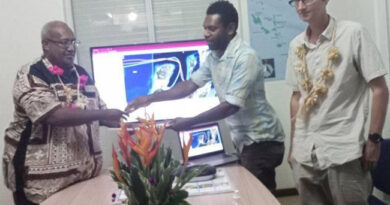 Vanuatu Business Review » GPS platform to enhance safety of vessels at sea 2