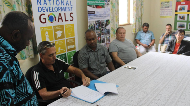 Vanuatu Business Review » Limited fund hindering water concession expansion 2