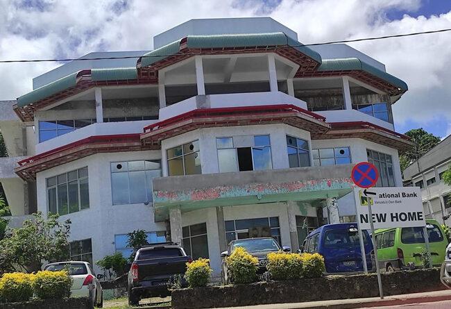 Vanuatu Business Review » VNPF to turn former Club Vanuatu into Shopping Mall 16