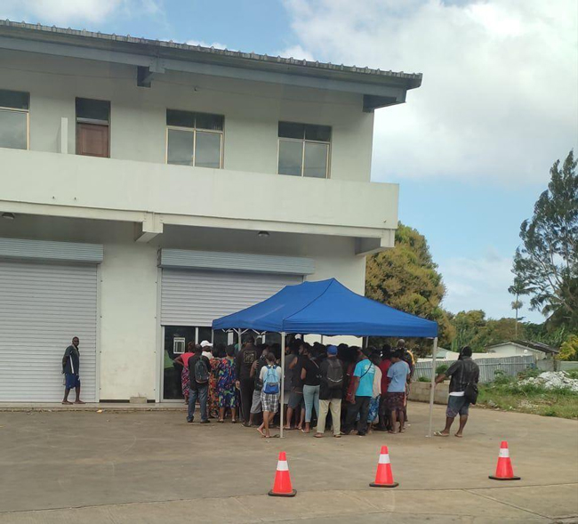 Vanuatu Business Review » Company Directed To Suspend New Customer Intake 18