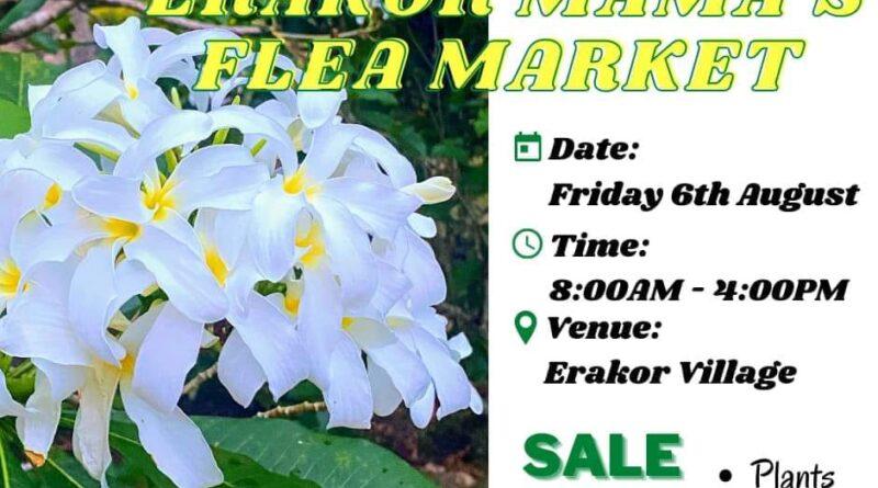 Erakor Mama's Flea Market - Wotz On Vanuatu 5